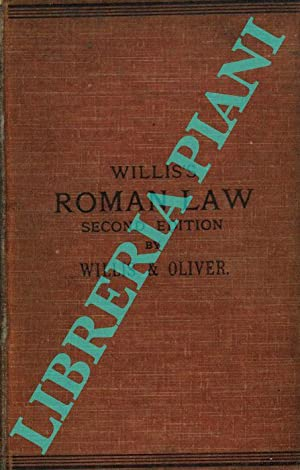 Roman Law. Examination Guide for Bar and University.