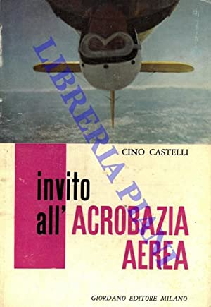 Invito all'acrobazia aerea.