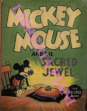Mickey Mouse and the sacred jewel.