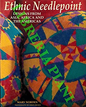 Ethnic Needlepoint. Designs from Asia, Africa and the Americas.