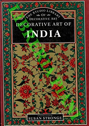 The Decorative Art of India.