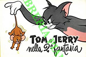 Tom e Jerry. Fantasia anomata MGM - Tom e Jerry nella 2a fantasia.