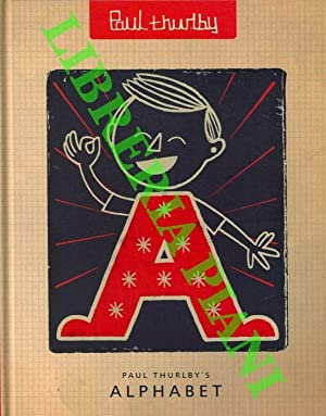 Paul Thurbly's Alphabet.