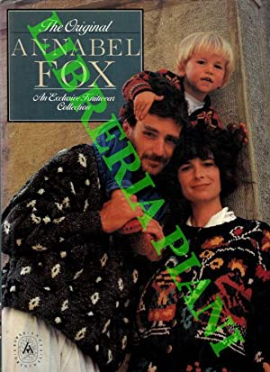 The Original Annabel Fox. An Exclusive Knitwear Collection.