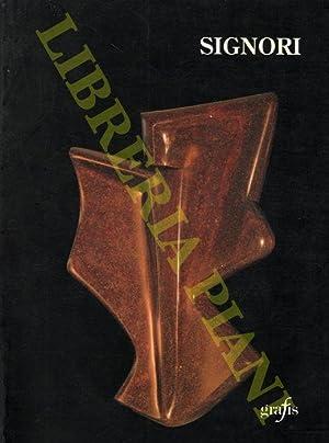 Carlo Sergio Signori. Catalogo mostra, Massa, 1997.: CARAMEL Luciano -