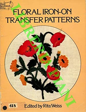 Floral Iron-on Transfer Patterns.