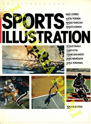 Sports illustrations.