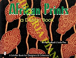 African Prints. A Design Book.