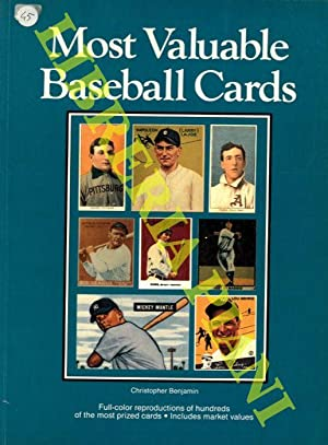 Most Valuable Baseball Cards.