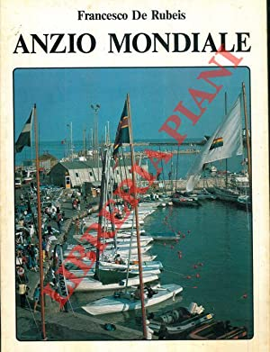 Anzio mondiale. XX Soling World Championship. Anzio 6-16 may 1981.