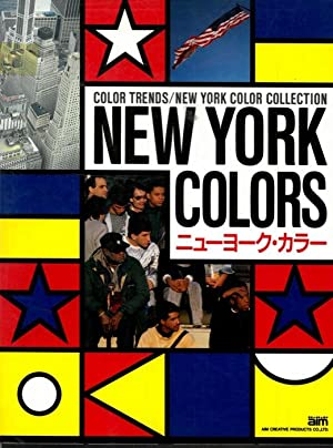 Color Trends. New York Color Collection. New York Colors.