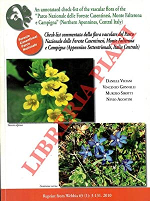 An annotated check-list of the vascular flora of the