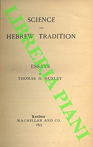 Science and hebrew traditions. Essay.