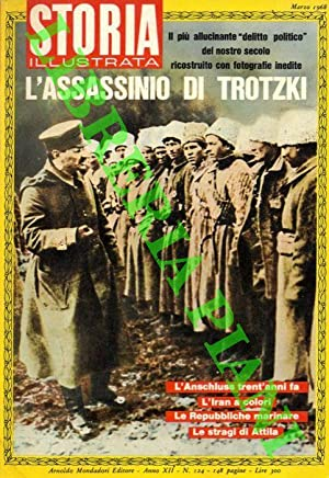 L'assassinio di Trotzki.