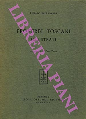 Proverbi Toscani illustrati.