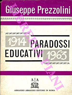 Paradossi educativi.