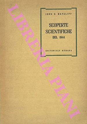 Scoperte scientifiche del 1944.