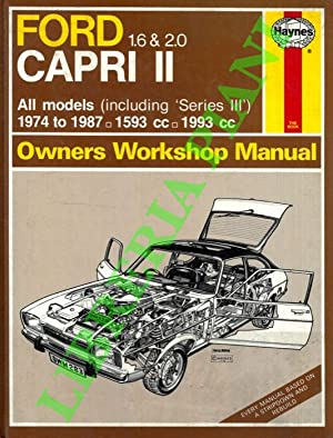 Capri II Owners Workshop Manual.