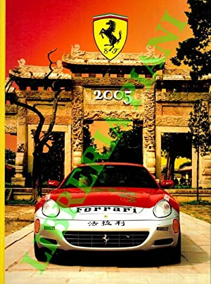 Ferrari Annuario Yearbook 2005. Italiano - Inglese.