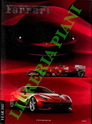 Ferrari Annuario Yearbook 2012. Italiano - Inglese.