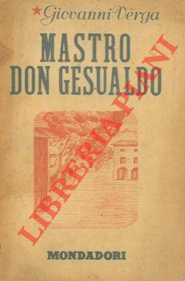 Mastro don Gesualdo.