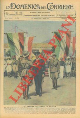 Il coraggioso brigadiere dei Carabinieri Gennaro Ventura,: BELTRAME A. -