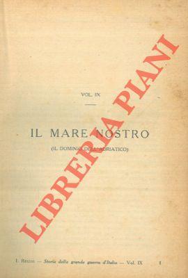 Storia illustrata della grande guerra d'Italia Vol.: REGGIO Isidoro -