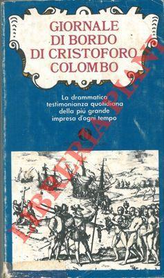 Giornale di bordo di Cristoforo Colombo (1492-1493).: CADDEO Rinaldo) -