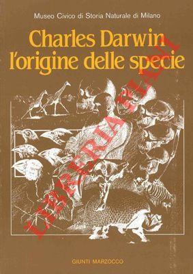 Charles Darwin l'origine delle specie.: BANFI Enrico -