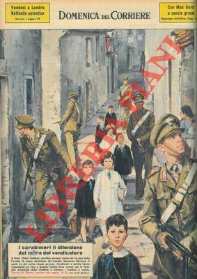A Palmi Calabro i carabinieri difendono le: MOLINO W. -