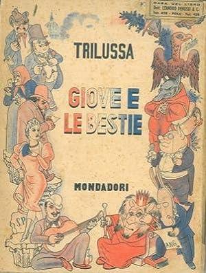 Giove e le bestie.: TRILUSSA -