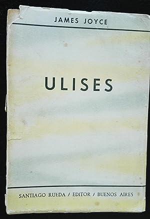 ULISES.: JAMES JOYCE.