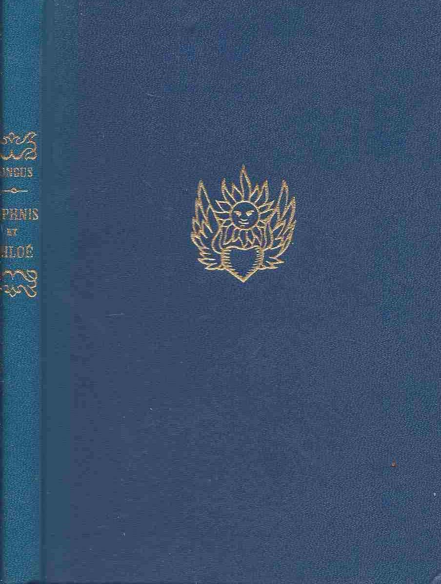Daphnis et Chloé LONGUS [Fine] [Hardcover] Nombre de pages : 198 p. , BE, exemplaire numéroté. | Vendeur professionnel avec envoi sous pli à bulles philatélique ! french