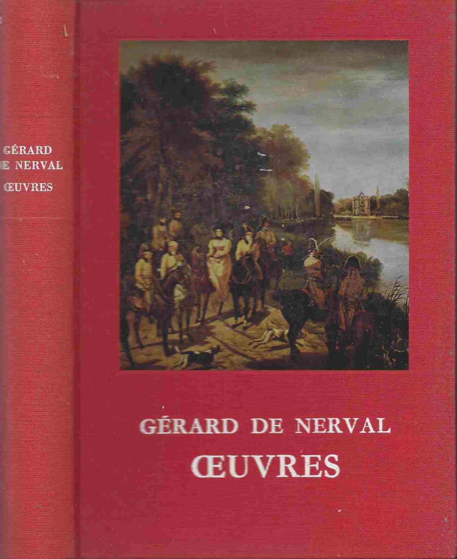 Oeuvres NERVAL Gérard de [Fine] [Hardcover] (bi_21733172848) photo