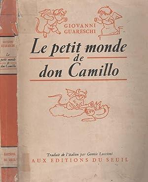 Le petit monde de don Camillo: Giovanni Guareschi