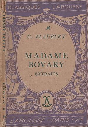 Madame Bovary (extraits): Gustave Flaubert