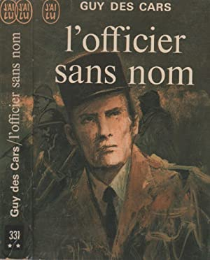 L'officier sans nom: Guy des Cars