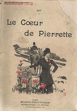 Le coeur de Pierrette: Gyp