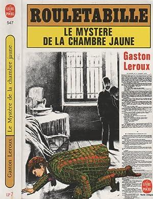 Gaston leroux abebooks - Le mystere de la chambre jaune personnages ...