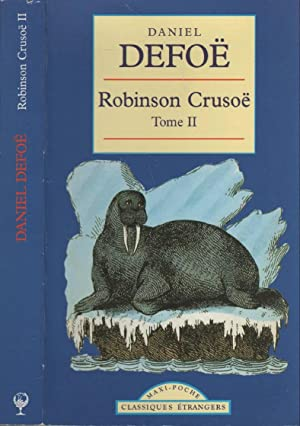 Robinson Crusoé: DEFOË Daniel