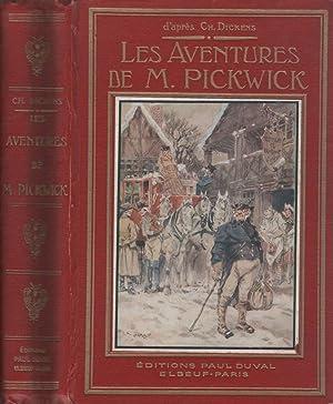 Les aventures de M. Pickwick: DICKENS Charles