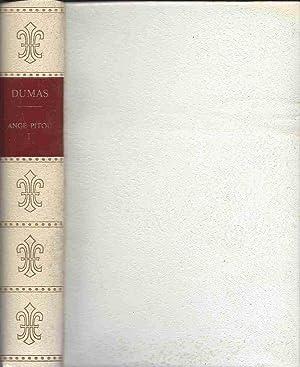 Ange pitou I et II: DUMAS Alexandre