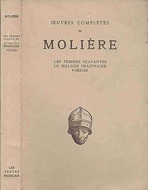 Oeuvres complètes de Molière : Théâtre (1672-1673),: Molière Jean-Baptiste Poquelin,