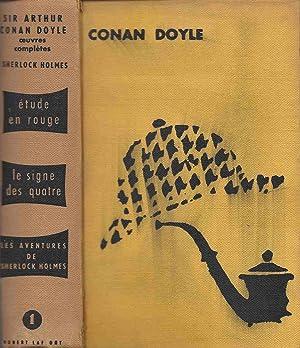 Etude en rouge - Le signe des: CONAN DOYLE Arthur
