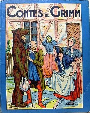 CONTES DE GRIMM / CONTES DES FRÈRES: Grimm, Raymond Duprez