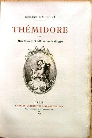 THÉMIDORE ou Mon Histoire et celle de ma Maîtresse. Compositions d'Alfred Plauzeau gravées à l&...