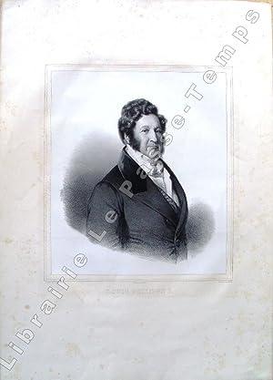 Louis Philippe I.: Louis-Philippe / WINTERHALTER (Franz Xaver)(1805-1873) et (Alphonse) Léon NOËL.