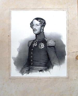 Ferdinand Philippe d'Orléans].: Orléans / WINTERHALTER (Franz Xaver)(1805-1873) et ...