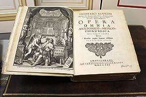 Opera omnia anatomico-medico-chirurgica. Huucusque edita quorum elenchus pagina seguenti exhibetur,...