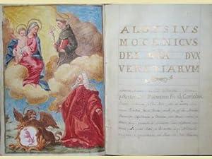 COMMISSIONE DOGALE per Antonio Piovene, mandato Capitanio a Verona.
